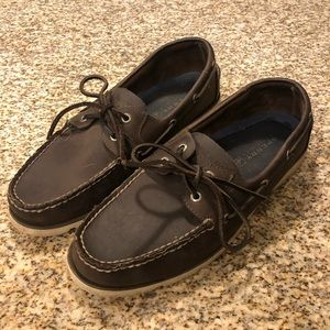 Size 11 Sperry Topsiders